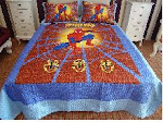 Single Bedspread (RM100)