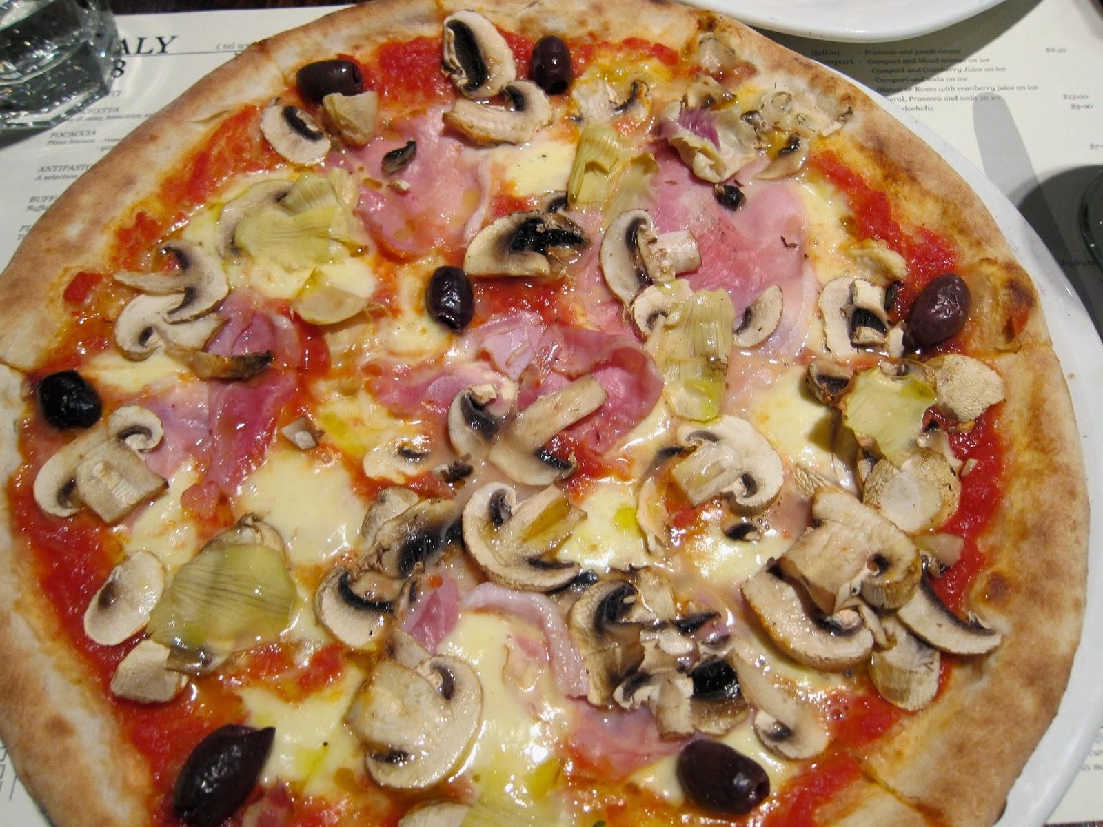 capricciosa pizza italy 528 italian ascot vale