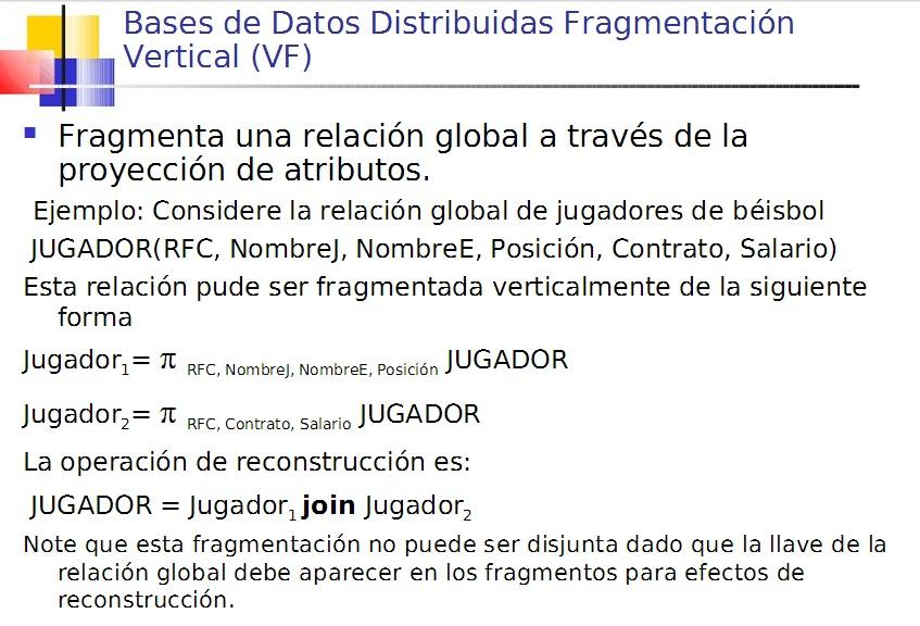 base de datos distribuida pdf