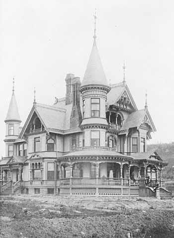Duluth Minnesota 1889 Victorian House Restoration