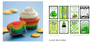 St. Patrick's Day Freebies