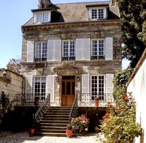 6 bellissime case di scrittori famosi for Case bellissime