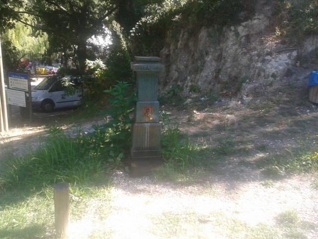 Parque de Merendas com churrasqueira e água