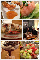 Vancouver Dinner party YVR meals