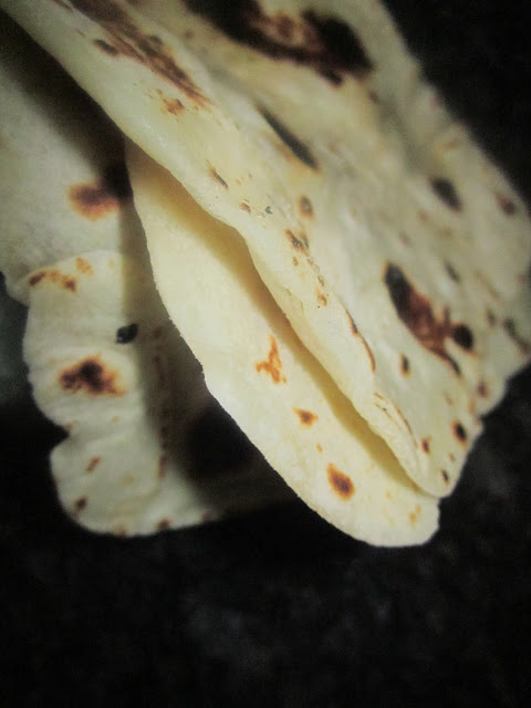 TRIED TORTILLAS