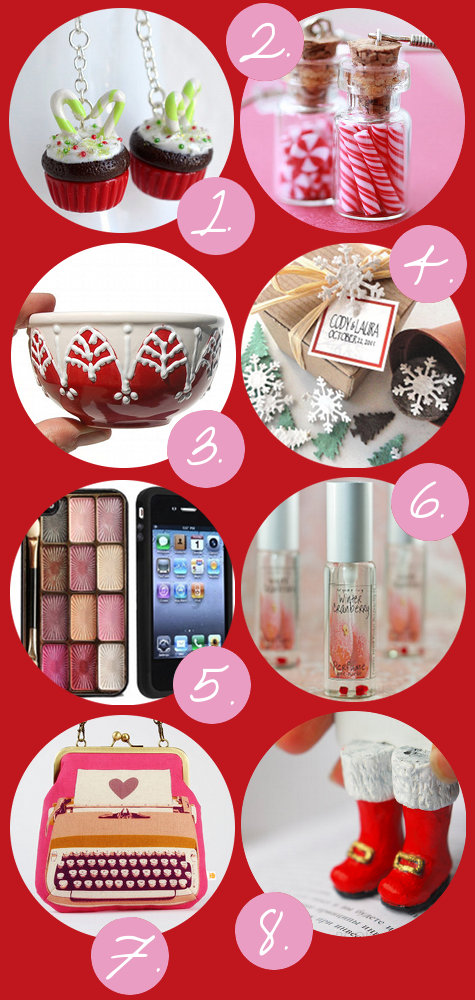 Christmas Ideas For Women Part - 50: Unique Stocking Stuffer Gift Ideas For Women, Teens And Girls