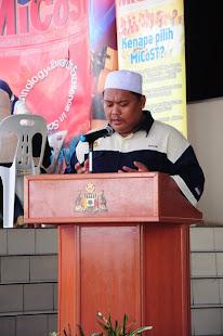 Yang Dipertua ABIM Melaka Bandar