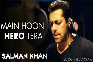 Main Hoon Hero Tera - Salman Khan