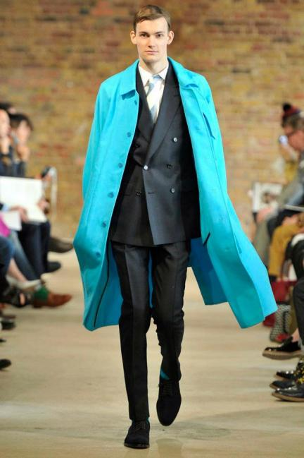 London Collections: Men Spring-Summer 2013- 24