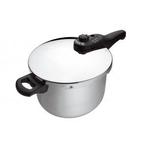 Tiempo de cocci n y cantidad de agua en olla express por for Cocinar con olla express