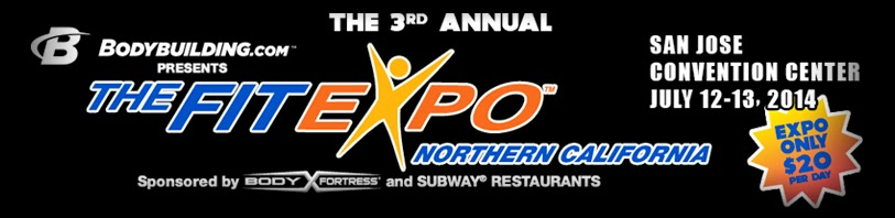 THE FITEXPO SAN JOSE 2014