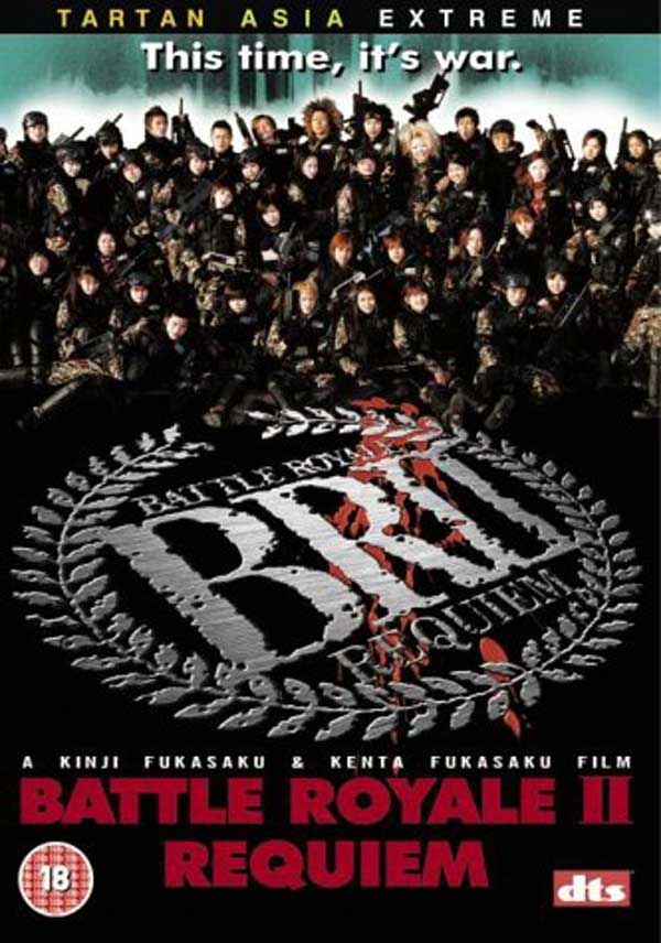 Battle Royale II full movie