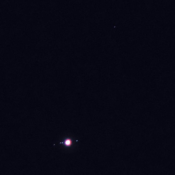 Юпитер и Уран в противостоянии + равноденствие + полнолуние | статья Андрея Климковского по астрономии