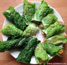 Las cositas de almaazul coles berzas de hojas rizadas - Cocinar col kale ...