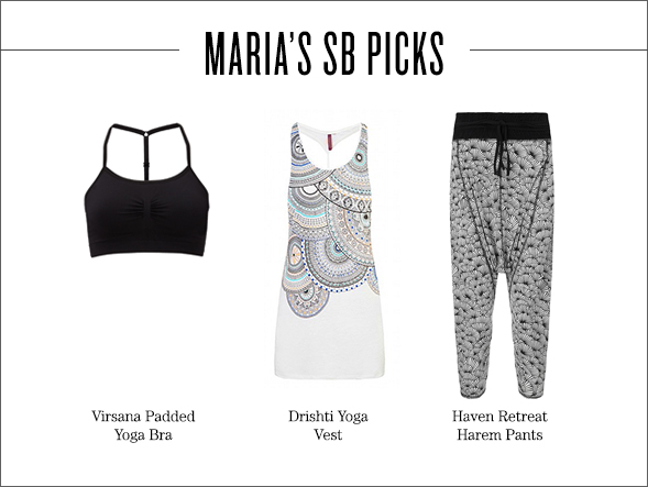Sweaty Betty, Barre Asana, Get fit 4 free, fitness fashion