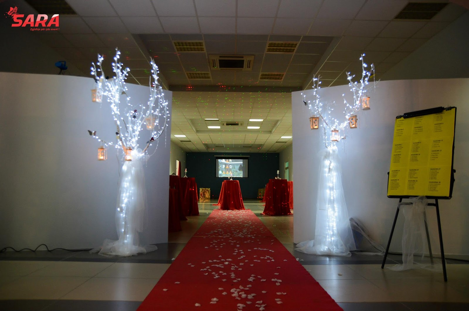 Sara Event Wedding Decorations