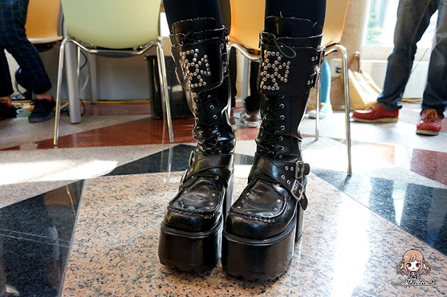 harajuku boots