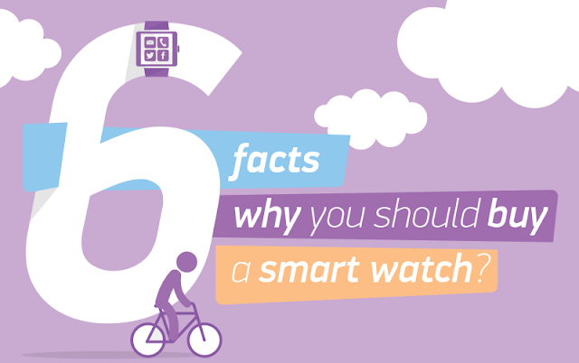 why should you buy a smart watch infographic visualistan