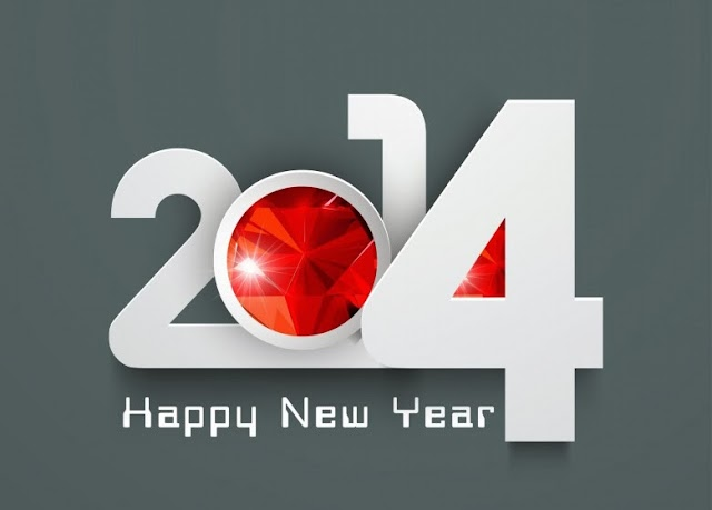 New Year is the perfect time of making new beginnings. Happy New Year 2014