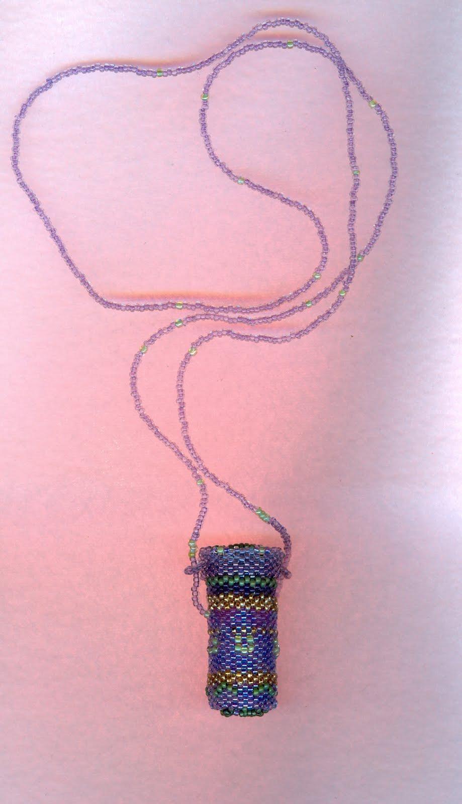 secret box with lid necklace