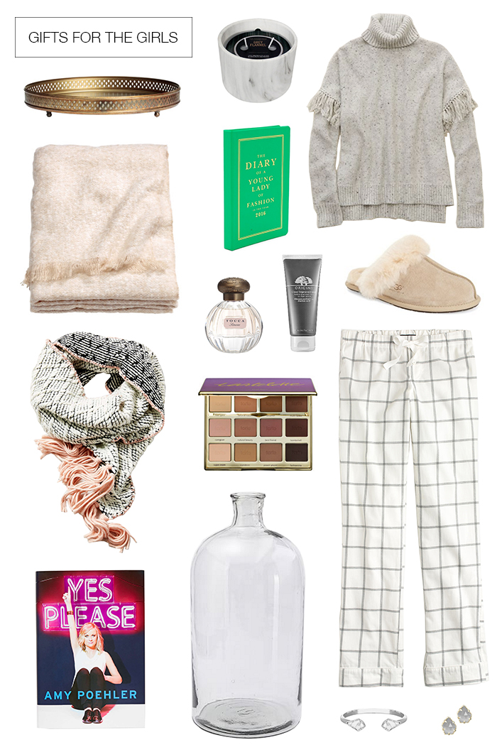 Gift ideas for your mom, sister or bestie