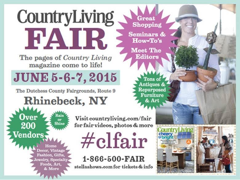 studio heading to the country the country living fair