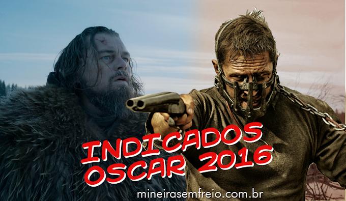 O Regresso e Mad Max lideram as indicações ao Oscar 2016