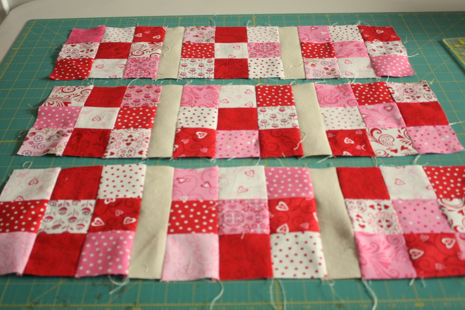 3 Fabric Quilt Patterns Custom Decorating Design