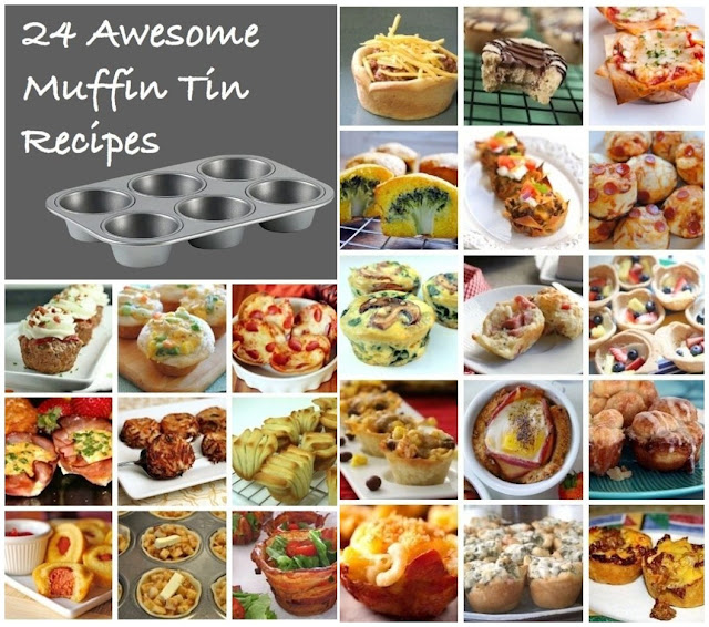 Muffin-Tin Meal Recipes