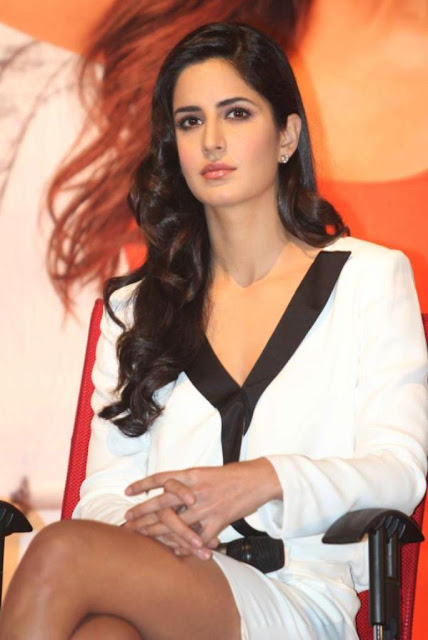 Katrina Kaif Jab Tak Hai Jaan Press Conference