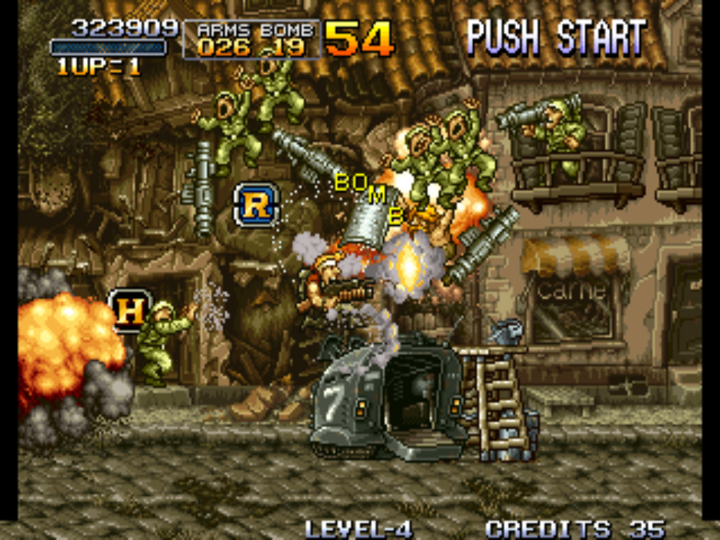 Metal Slug Free Download  PC Game