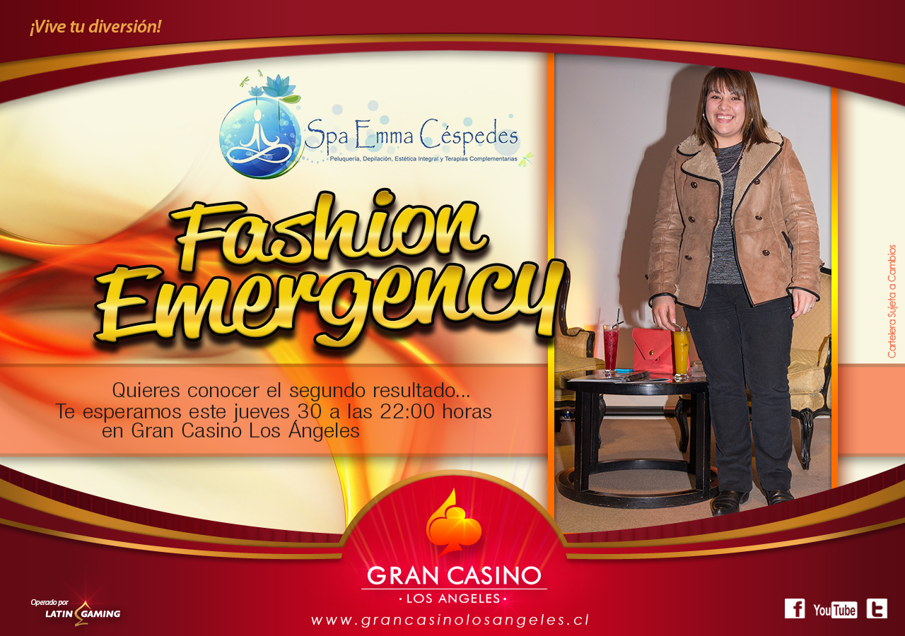 Fashion Emergency en Gran Casino Los Angeles - pamela-victoria.com