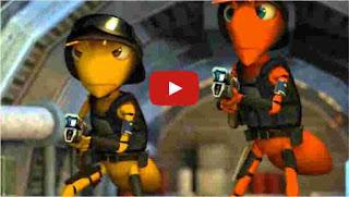 film animasi Indonesia semut wars - perang semut