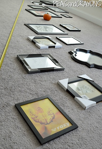 DIY Gallery Wall!