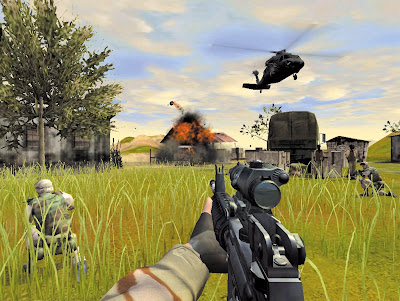 Download Full Free Version Delta Force Black Hawk Down PC Game Shooter Games Minimum Recommended System Requirements Crack Gratis Lengkap
