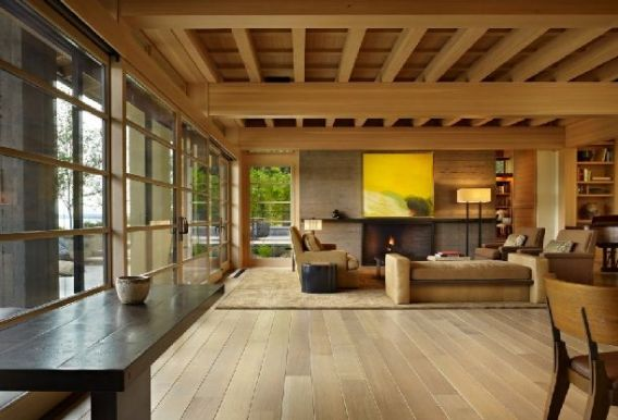 Home And Furniture Design: Home Design : Japanese Traditional House