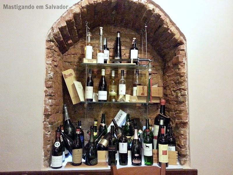 L'Arcangelo Ristorante Italiano: Vinhos