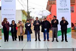 Abatir el rezago en infraestructura pública, nuestra prioridad: Américo Zúñiga