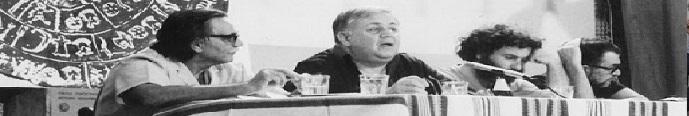 Οταν ο δήμαρχος Ανωγείων Γιώργος Κλάδος συνάντησε τον Μάνο Χατζιδάκι