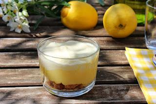 Tiramisu citron