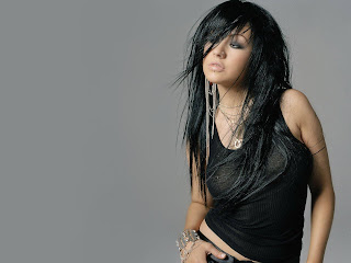 New Christina Aguilera Hot desktop HD wallpapers 2012