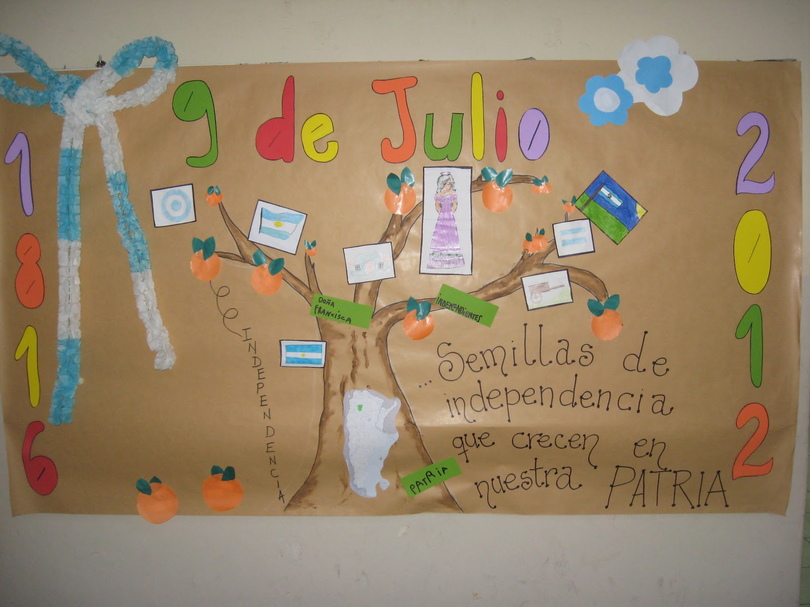acto 9 de julio youtube decoracion 9 de julio nivel