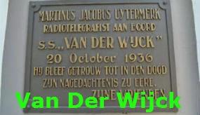 Monumen Van Der Wijck