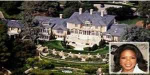 Oprah Winfrey Home