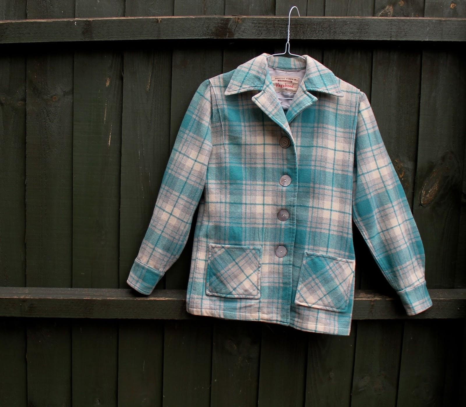 1950s Pendleton 49er style wool jacket