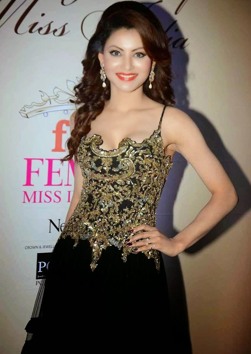 Urvashi Rautela latest hot photos at Femina Bash 2015