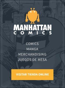 TIENDA AMIGA: MANHATTAN COMICS