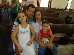 Minha linda Familia