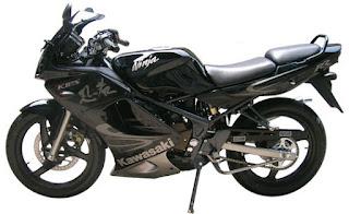 Harga Motor Kawasaki Ninja Bekas