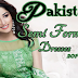 Pakistani Semi Formal Dresses 2014-2015 | Semi Formal Salwar kameez for Girls